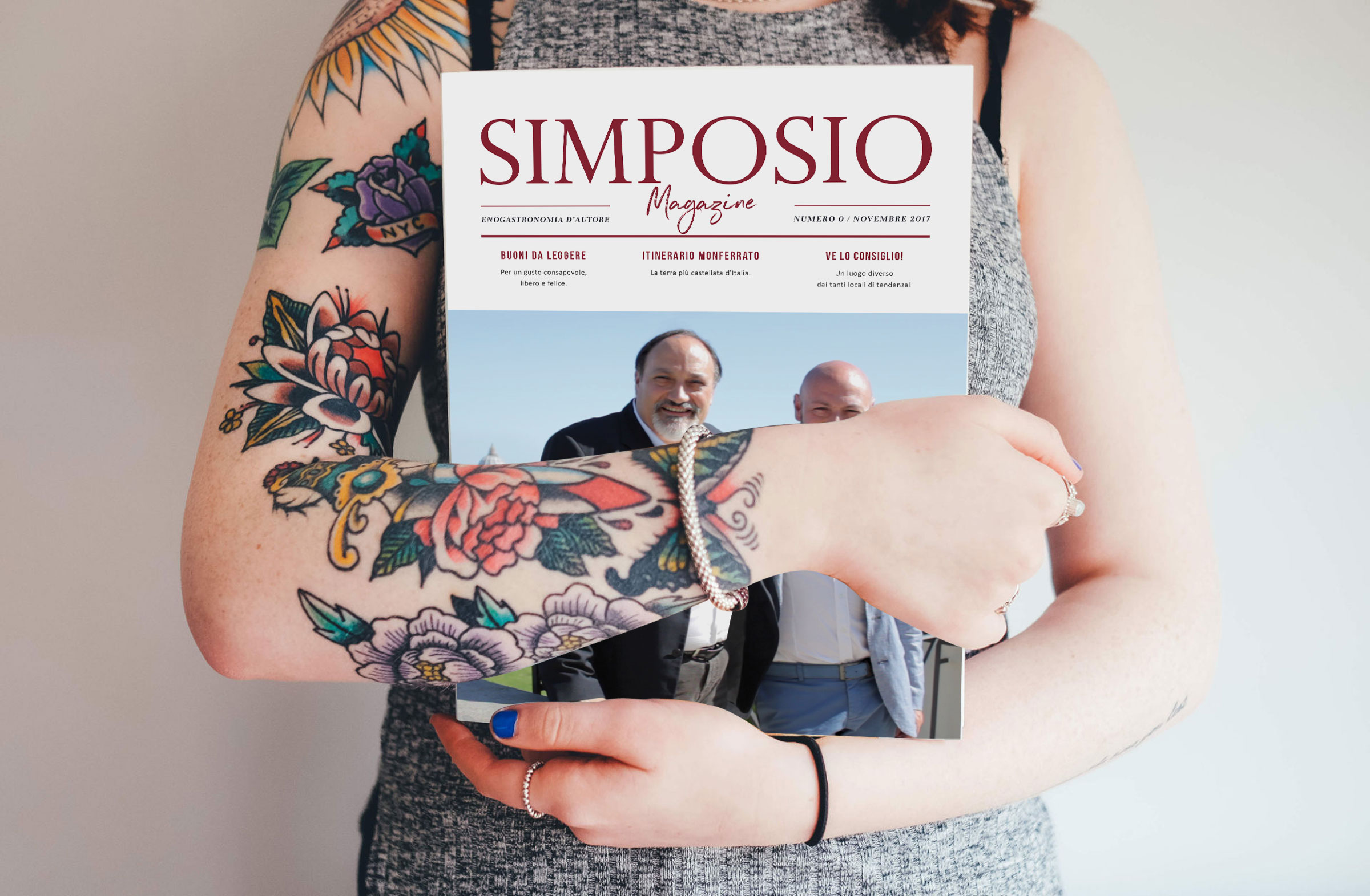 Simposio Magazine